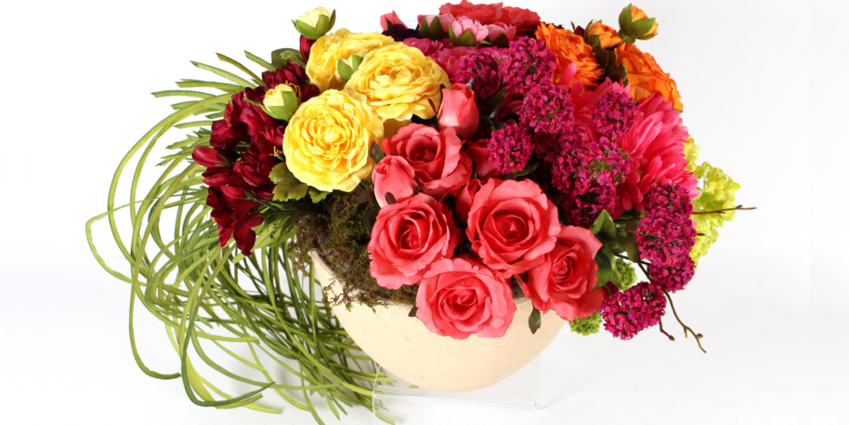 Direct Export Wholesale Artificial Flower Importer